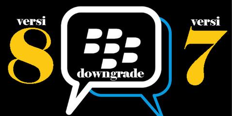 Downgrade Bbm Ke Versi 7