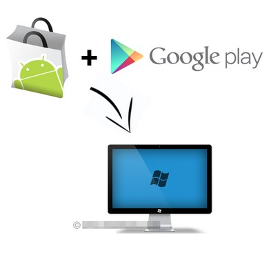 Cara Download Di Playstore Lewat Pc