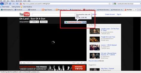 Cara Menampilkan Idm Di Youtube Pada Google Crome Dan Firefox
