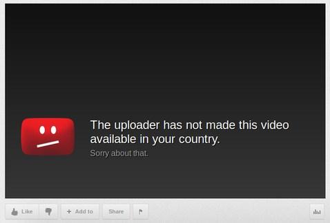 Membuka Youtube Yang Diblokir