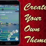 Cara Mengganti Tema BBM Di Android