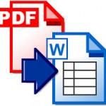 Cara Convert PDF Ke Word Secara Offline Dan Online