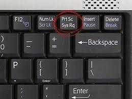 Cara Screenshot Di Laptop Atau PC Windows 7,8 Dan 8 1