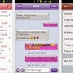 Cara Mengubah Tampilan SMS Android Mirip iPhone