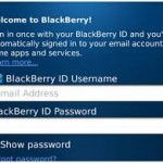 Cara Reset Password Blackberry Id Terbaru