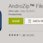 Cara Membuka File RAR di Android Dengan Aplikasi