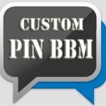 Cara Membuat Custom PIN BBM Sendiri yang Cantik