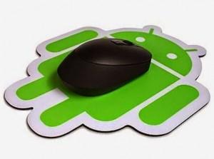 cara menjadikan hp android menjadi mouse