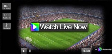 Cara Streaming Bola di Android