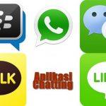 Aplikasi Chatting Android Terbaik dan Terpopuler