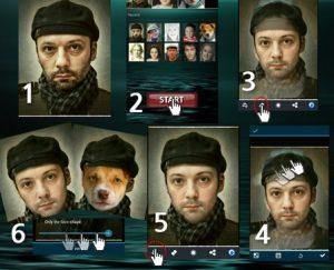 Multi Face Blender