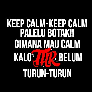keep calm thr