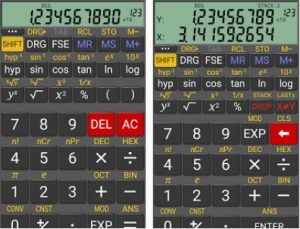 realcalc Scientific calculator