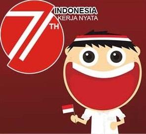 71 tahun indonesia merdeka