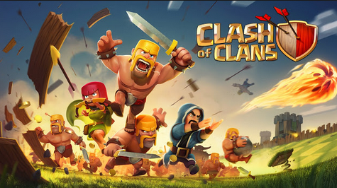 Cara Bermain Clash Of Clans