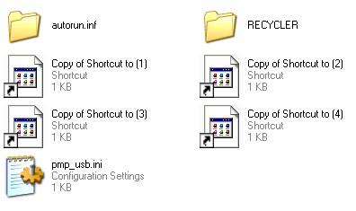 Cara Menghilangkan Virus Shortcut Di Komputer