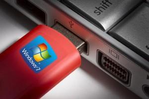Cara Menginstall Windows 7 Dengan Menggunakan USB Flashdisk