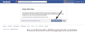 Cara Menghapus Akun Facebook Sendiri Secara Permanen Tekno Pintar
