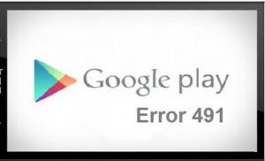 Google Play Store Error