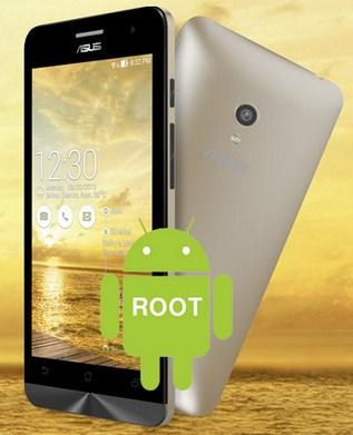 Cara melakukan Rooting ASUS Zenfone 5