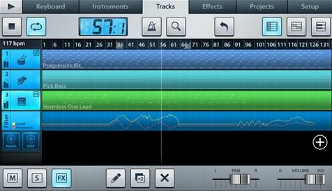 Aplikasi Android Aransemen Musik Paling Lengkap dan Terbaik