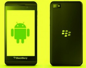 cara instal apk di blackberry
