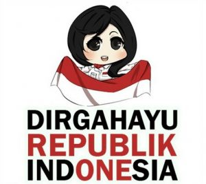 dirgahayu republik indonesia