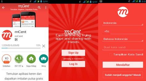 pulsa-gratis-dari-aplikasi-mcent
