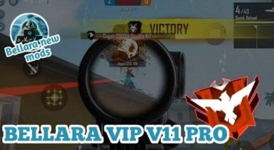 Cara Menggunakan Bellara VIP Apk Mod Free Fire