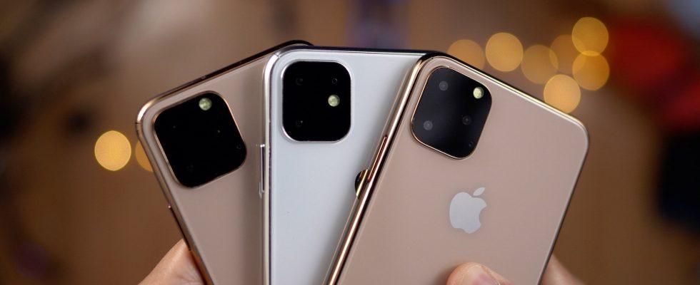 Spesifikasi dan Harga iPhone 11 (Pro dan Max) Terbaru 2020