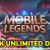 Mobile Legends Mod Apk Terbaru Unlimited Diamond